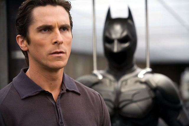 Dark Knight - Bruce Wayne