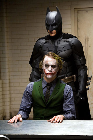 Dark Knight - Batman, Joker