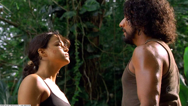 Lost Ana Lucia Sayid