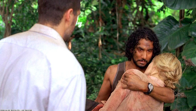 Lost Sayid Shannon