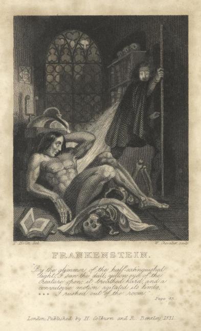 Frankenstein 1831