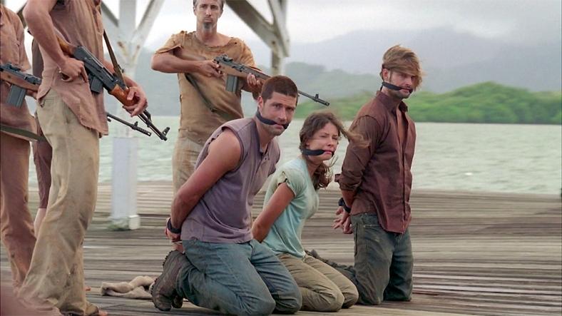 Lost Rewatch - s02e23-24 - Jack, Kate y Sawyer, capturados