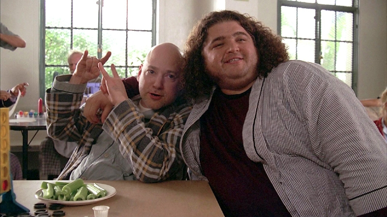 Dave y Hurley. 'Lost' - S02E18 - 'Dave'
