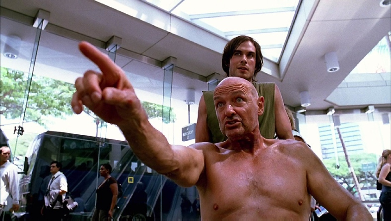 Lost Rewatch - S03E03 - Further Instructions - Boone y Locke