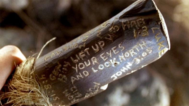 Lost Rewatch - S03E06 - Mensaje en el palo de Eko