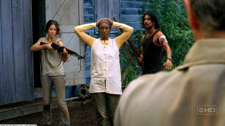Lost Rewatch s03e11 - Kate, Sayid, Bea Klugh