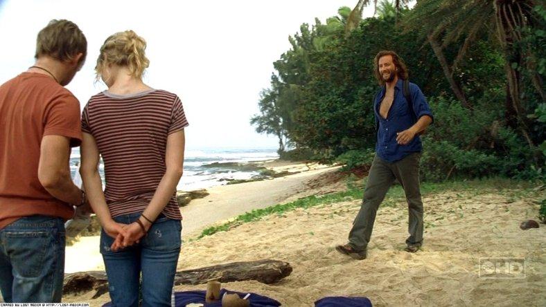Lost Rewatch s03e12 - Charlie, Claire y Desmond