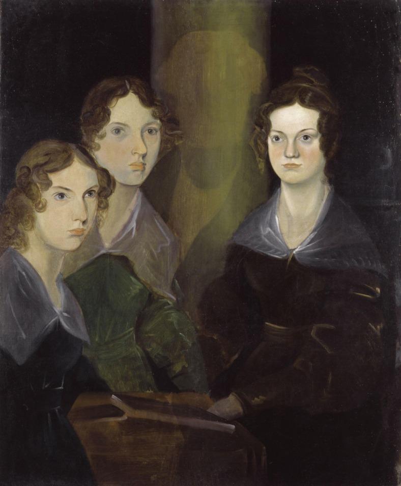 Retrato de las hermanas Brontë
